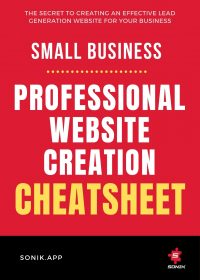 Website Creation Cheatsheet